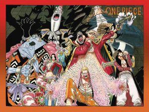 Shichibukai (One Piece)