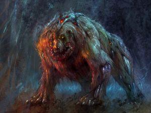 Diabolical creature