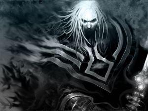 Spectral warrior