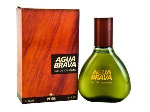 Agua Brava bottle