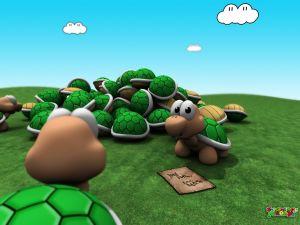 Mario turtles