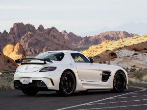 Mercedes Benz white colored
