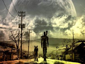 """Sunset """"Fallout 3"""""""