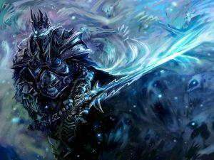 Frostmourne Sword