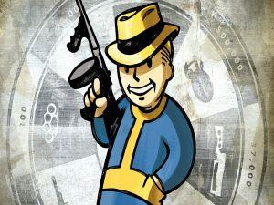 """Fallout: New Vegas"" logo"