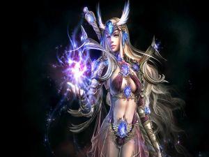 Cosmic warrior