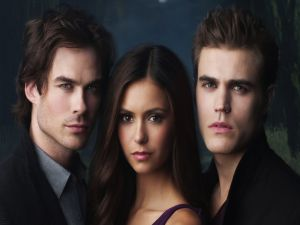 "Characters from ""The Vampire Diaries"""