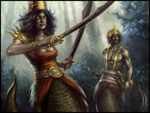 The nagas