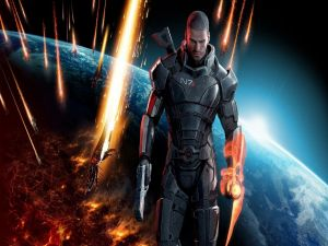 The Soldier (Mass Effect 3)