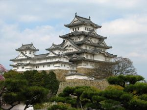 Himeji Castle, Hyogo Prefecture (Japan)