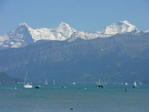 Lake Thun (Switzerland)