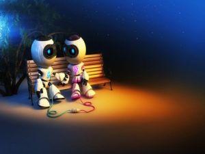 Love among robots