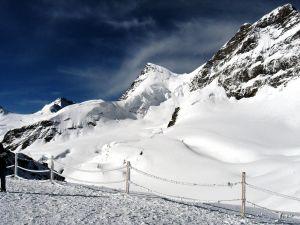 Jungfrau (4150 m), Bernese Alps