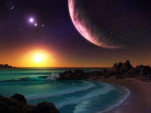 Galactic dawn