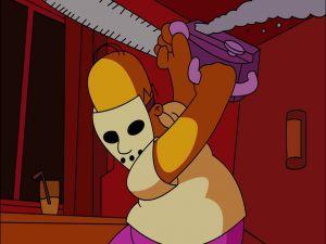 Homer psychopath