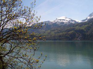 Lake Walen (Switzerland)