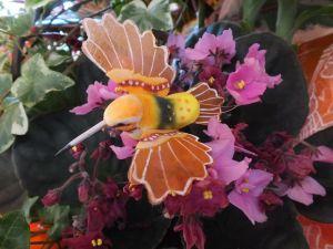 Birdie of fantasy