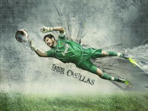 Iker Casillas 2D