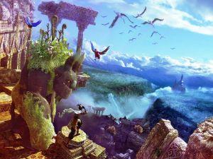Paradise earth