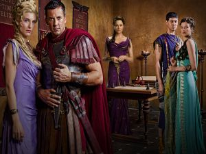 "Characters from the series ""Spartacus"""