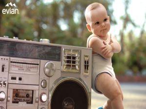 Baby rapper
