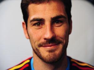 Handsome Iker Casillas