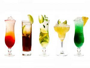 Cocktails varied