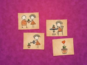 Sowing love
