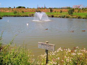 Peace Park, in Almada