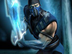 Mortal Kombat warrior