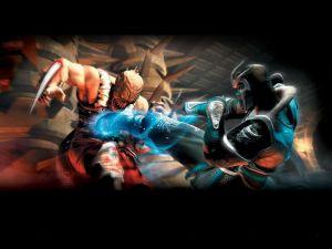 Fight in Mortal Kombat