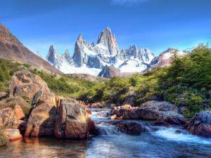 Enchanting scenery