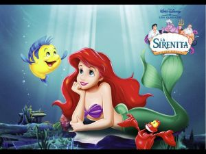 """The Little Mermaid"" film"