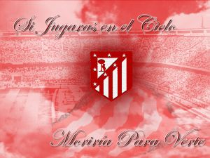 Passion for Atletico de Madrid
