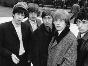 Young The Rolling Stones