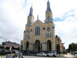 San Francisco de Castro Church, Chiloe Island, Chile