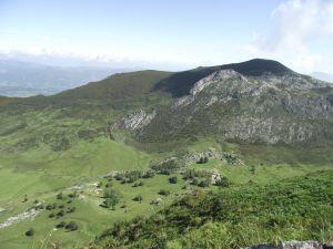 Mounts of Asturias (Spain)
