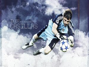 Iker Casillas, Real Madrid and Spain