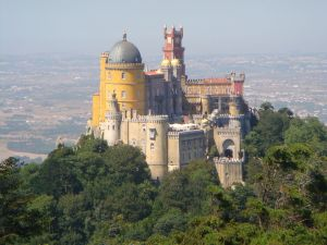The Pena National Palace (Portugal)