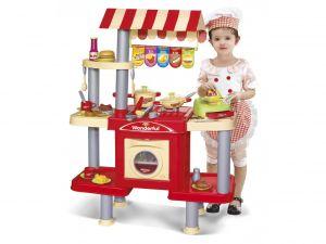 Girl chef