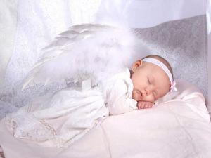 Small little angel