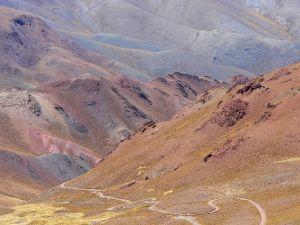 Abra del Acay, Salta Province (Argentina)