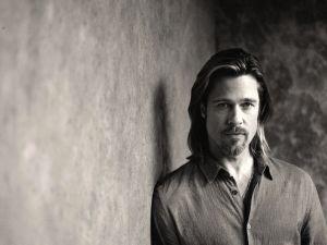 Handsome Brad Pitt