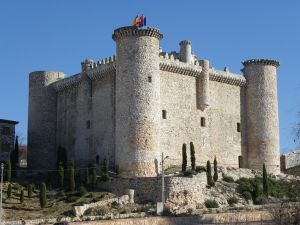 Castle of Torija, Guadalajara (Spain)