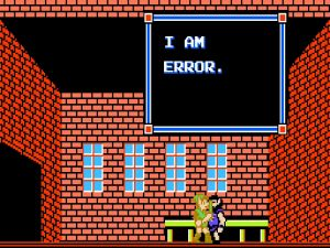 Error (Zelda II: The Adventure of Link)