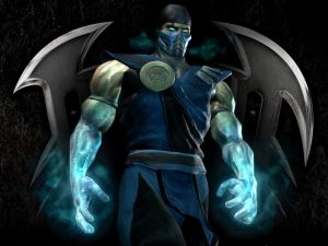 Mortal Kombat, character Sub-Zero