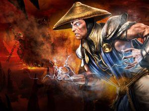 Character Mortal Kombat