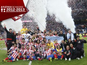 Atlético de Madrid, Champions