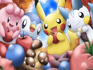 Pokémon of colors