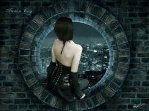 Fiction city